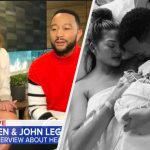 """John Legend Said He's Glad He Took The Photos Of Chrissy Teigen In Hospital After Losing Their Baby Despite Feeling """"Very Uncomfortable"""" Initially"""