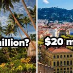 You Have A $10 Million Budget To Plan The Vacation Of Your Dreams — Are You Up To The Challenge?