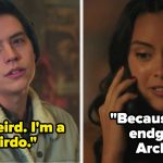 """26 Times """"Riverdale"""" Characters Said The Most Ridiculous Things Known To Humankind"""