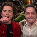 "Timothée Chalamet And Pete Davidson Were The Perfect Pair On ""SNL"" — Here Are Their Best Moments"
