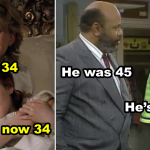 17 Famous Actor Age Gaps That'll Really Mess With Your Perception Of Time
