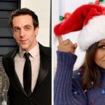 As If Mindy Kaling And BJ Novak Couldn't Get Any Cuter, He's Dressing Up As Santa To Surprise Her Kids This Year