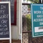 17 Clever Signs That Are Unexpectedly Funny