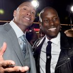 """Tyrese Gibson And Dwayne 'The Rock' Johnson Are Friends Again After Spending """"Four"""" Hours Talking Through Their Problems"""