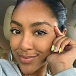 Tayshia Adams Has Everyone Thinking She's Engaged After She Was Seen Wearing A New Ring On *That* Finger