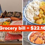Here's How I Ate For A Whole Week On A $25 Grocery Budget