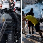 People Are Contrasting Photos From The Attempted Capitol Coup With Those From Black Lives Matter Protests