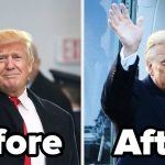 Here's How Much Donald Trump Aged In His Four Years As President