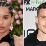 Zoë Kravitz Posted A Very Interesting Meme Shortly Before The Announcement Of Her Divorce With Karl Glusman