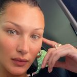 Bella Hadid's New Hair Is A Tribute To Chuckie From 'Rugrats' And It's Really Working For Me