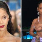 Here's Why The Jewelry Rihanna Wore In Her Topless Photo Is Facing Backlash